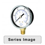 Dry Pressure Gauges Stem Mount