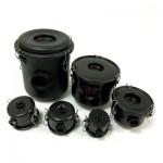 L Port Pump Inlet Vacuum Filters
