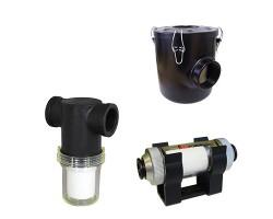 Vacuum Pump Generator Filters