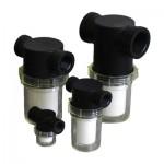 Bowl Type Vacuum Filters